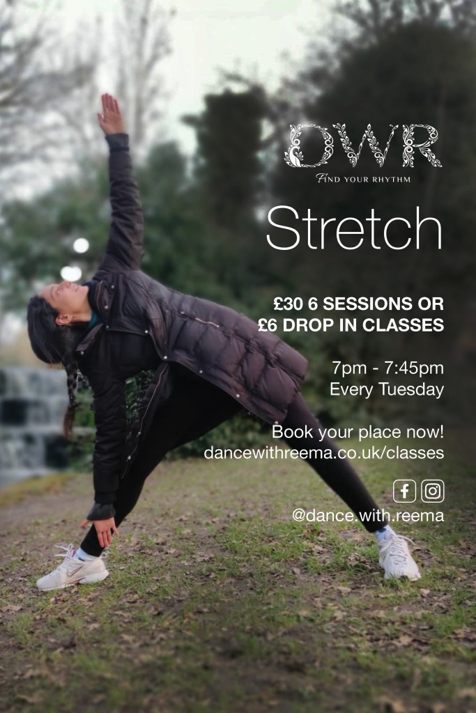 Stretch class - all abilities welcome